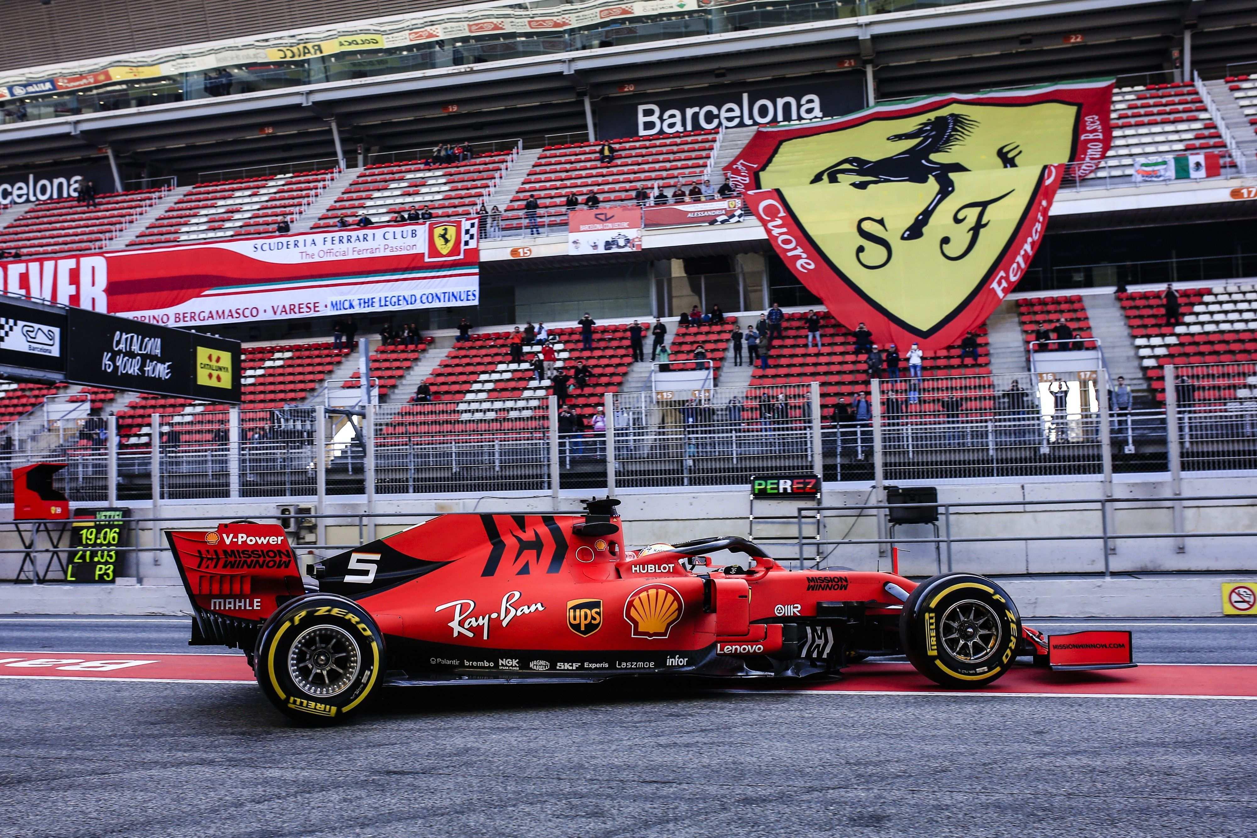 15 Gallery of Kubica W Ferrari 2019 New Interior Configurations with Kubica W Ferrari 2019 New Interior