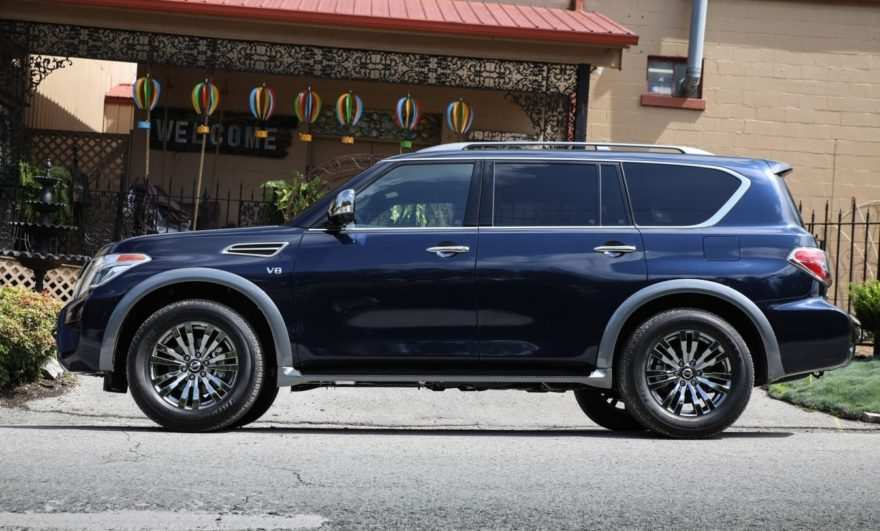 15 Gallery of Nissan Armada 2019 Overview Redesign for Nissan Armada 2019 Overview