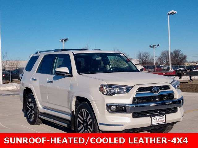 15 Gallery of The 2019 Toyota 4Runner Limited Exterior Performance and New Engine with The 2019 Toyota 4Runner Limited Exterior
