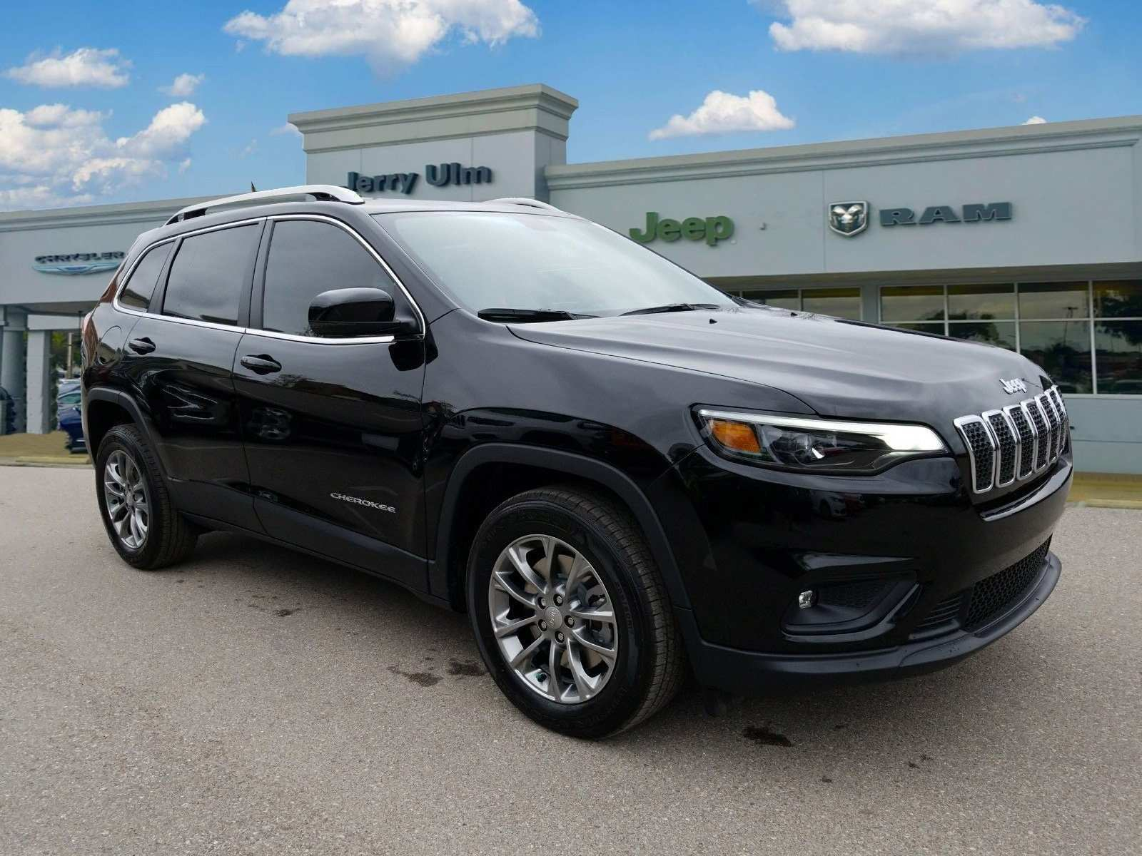 15 Gallery of The Jeep Cherokee Latitude Plus 2019 Release Date Exterior with The Jeep Cherokee Latitude Plus 2019 Release Date
