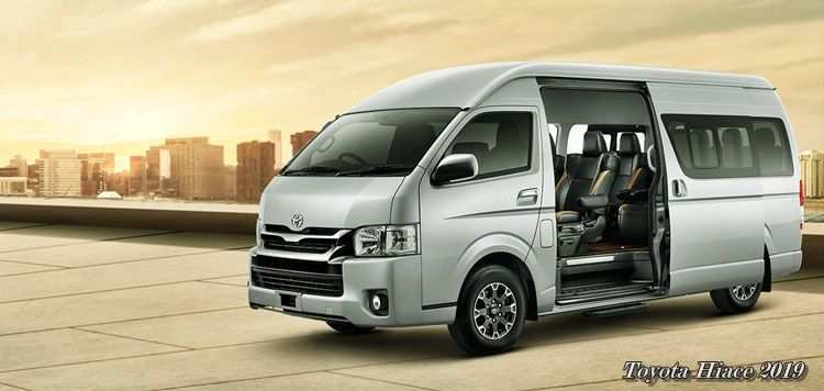 15 Gallery of The Toyota 2019 Van Concept Review with The Toyota 2019 Van Concept