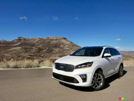 15 Great New 2019 Kia Sorento Lx V6 Awd Specs Rumors with New 2019 Kia Sorento Lx V6 Awd Specs