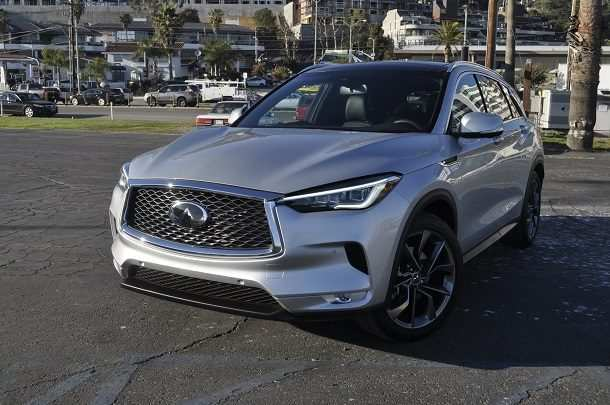 15 Great The Infiniti Qx50 2019 Black First Drive Images for The Infiniti Qx50 2019 Black First Drive