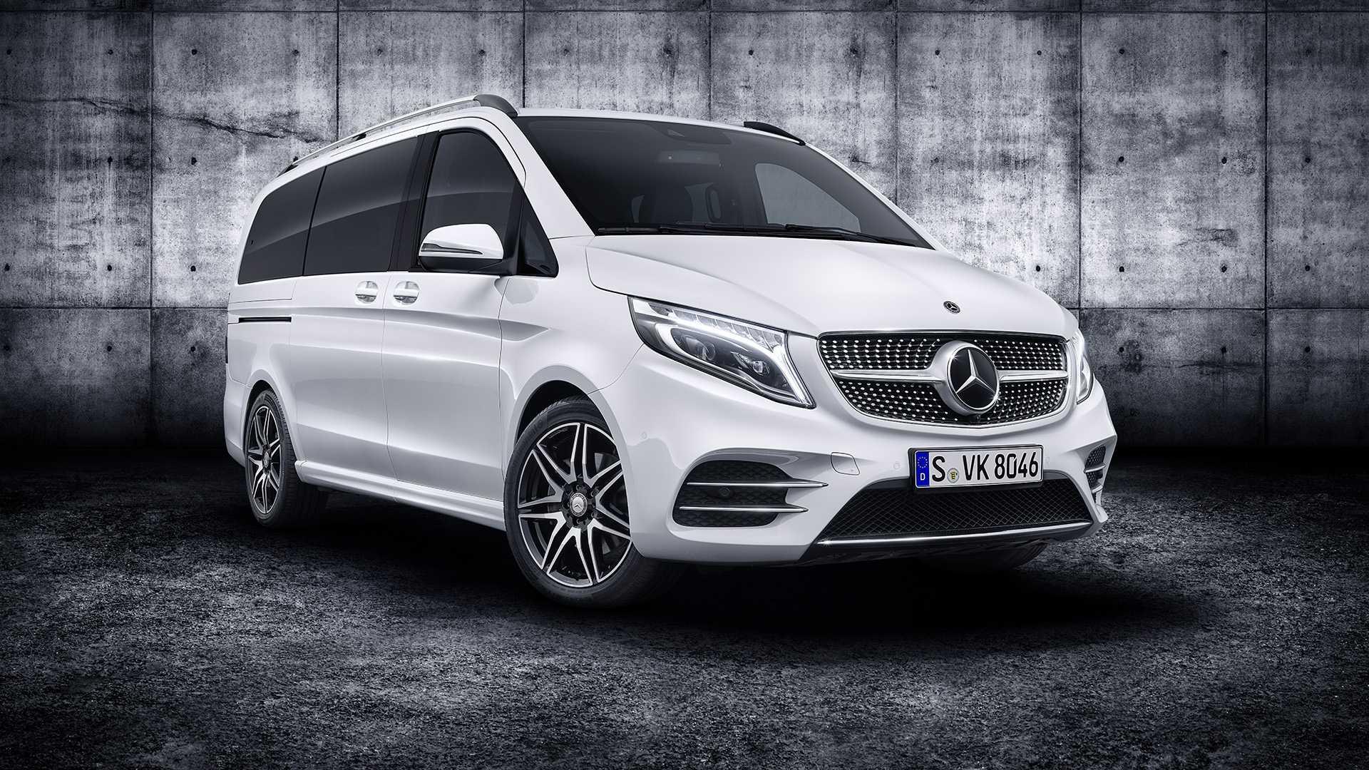 15 New Mercedes Vito 2019 Performance for Mercedes Vito 2019