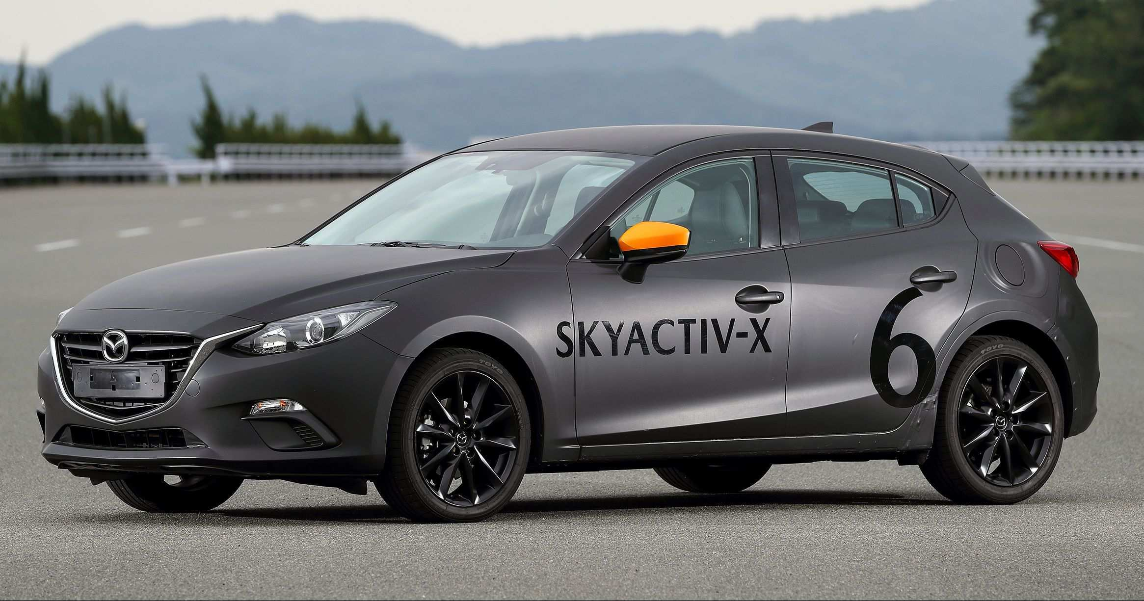 15 New New 2019 Mazda 6 Spy Shots Redesign Price And Review Spy Shoot for New 2019 Mazda 6 Spy Shots Redesign Price And Review