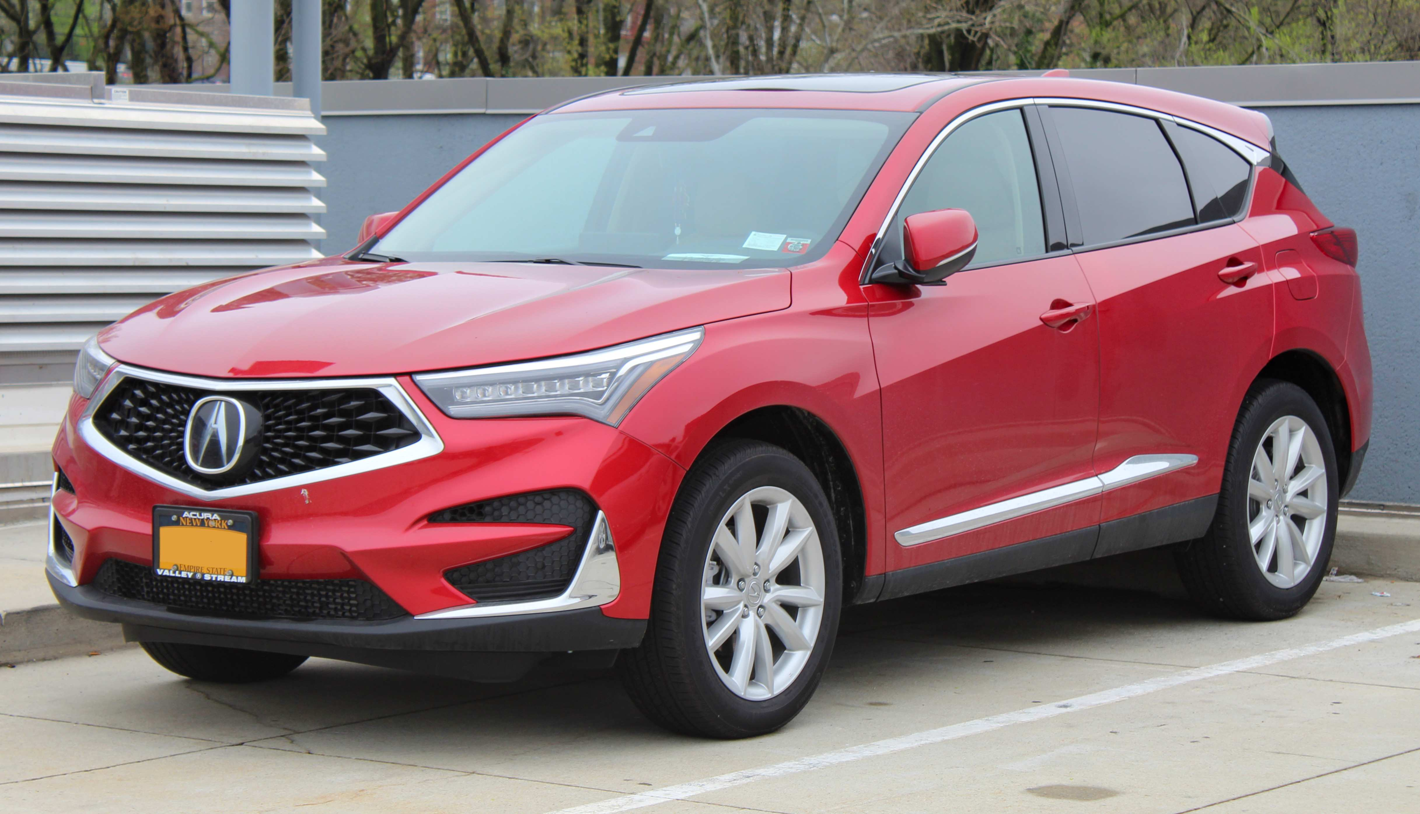 15 New The Acura New Models 2019 Interior Exterior And Review Prices with The Acura New Models 2019 Interior Exterior And Review