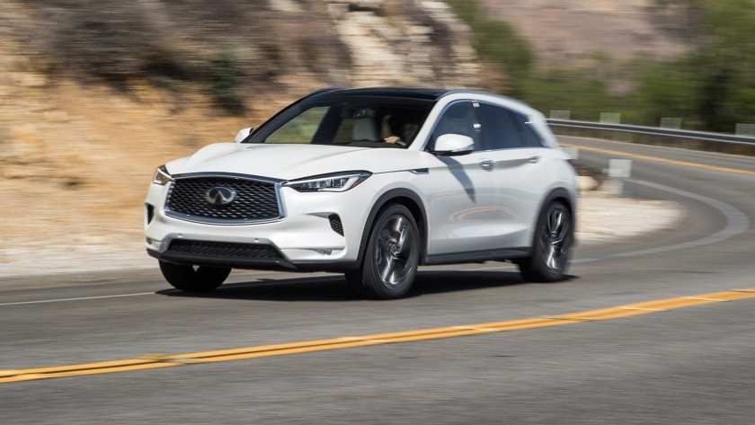 15 The 2019 Infiniti Qx50 Weight Price and Review by 2019 Infiniti Qx50 Weight