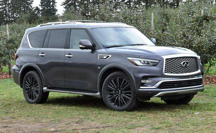 15 The 2019 Infiniti Truck Redesign Engine for 2019 Infiniti Truck Redesign