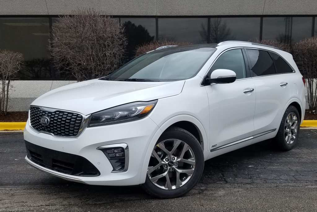 15 The Kia Sorento 2019 White Wallpaper by Kia Sorento 2019 White