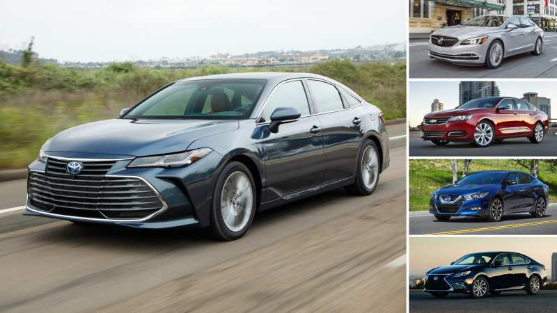15 The New Lexus Vs Avalon 2019 Performance Release by New Lexus Vs Avalon 2019 Performance