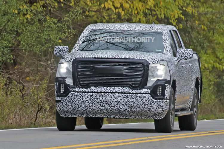 15 The The 2019 Gmc Sierra Horsepower Release Style with The 2019 Gmc Sierra Horsepower Release