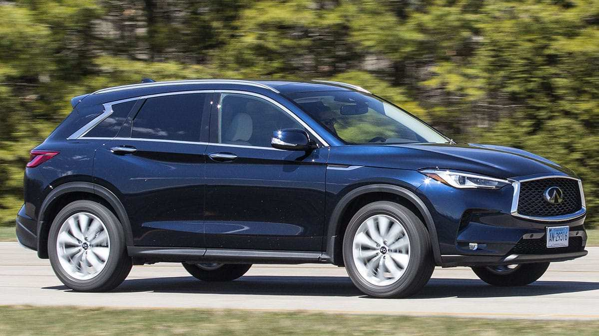 15 The The Infiniti Qx50 2019 Black First Drive Exterior and Interior with The Infiniti Qx50 2019 Black First Drive