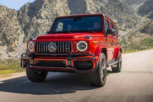 16 All New Mercedes G 2019 Redesign and Concept with Mercedes G 2019