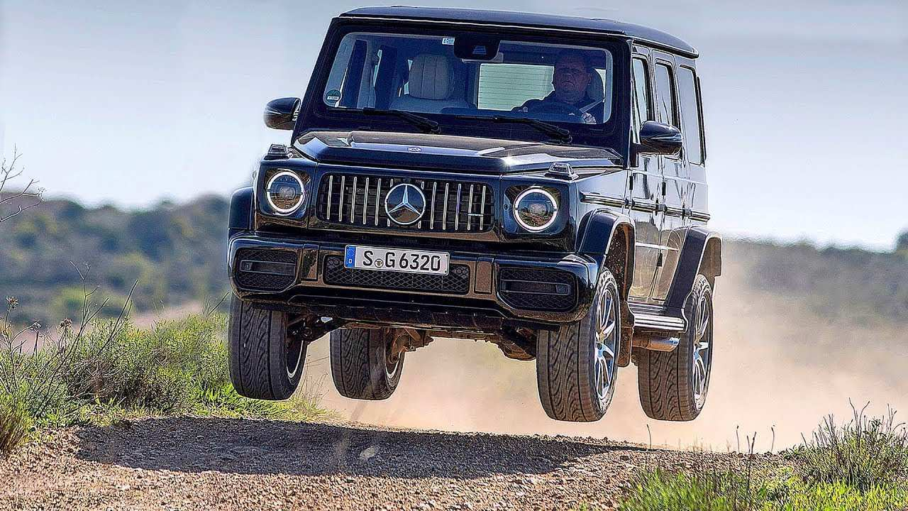 16 Best Review Mercedes G 2019 Performance and New Engine by Mercedes G 2019