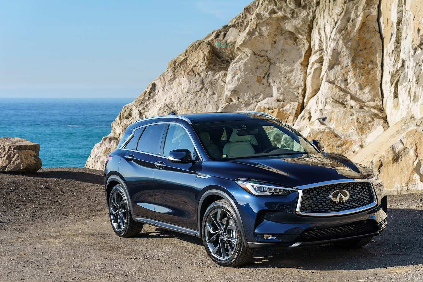16 Concept of 2019 Infiniti Qx50 Weight Spy Shoot with 2019 Infiniti Qx50 Weight