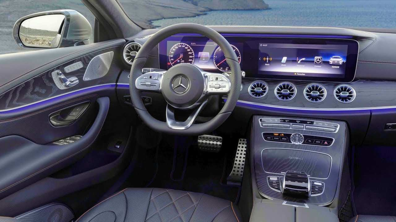 16 Concept of Mercedes C 2019 Interior Performance and New Engine for Mercedes C 2019 Interior