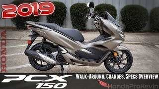 16 Concept of New 2019 Honda Pcx150 Redesign Speed Test for New 2019 Honda Pcx150 Redesign