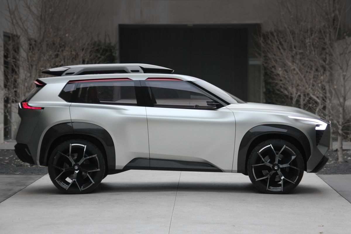16 Concept of New Nissan Xmotion 2019 Release Date Images with New Nissan Xmotion 2019 Release Date