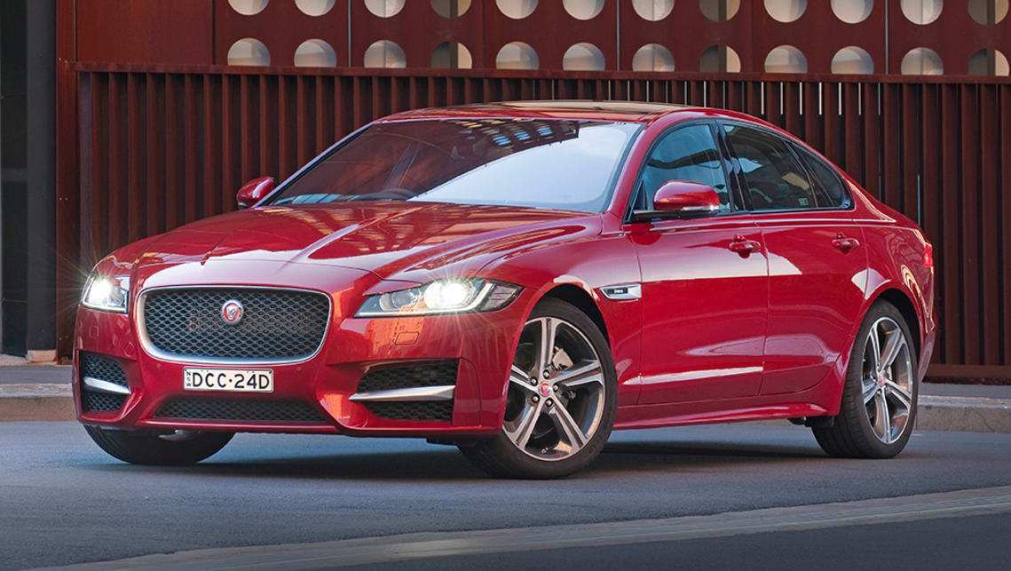 16 Gallery of 2019 Jaguar Xf V8 Specs First Drive for 2019 Jaguar Xf V8 Specs