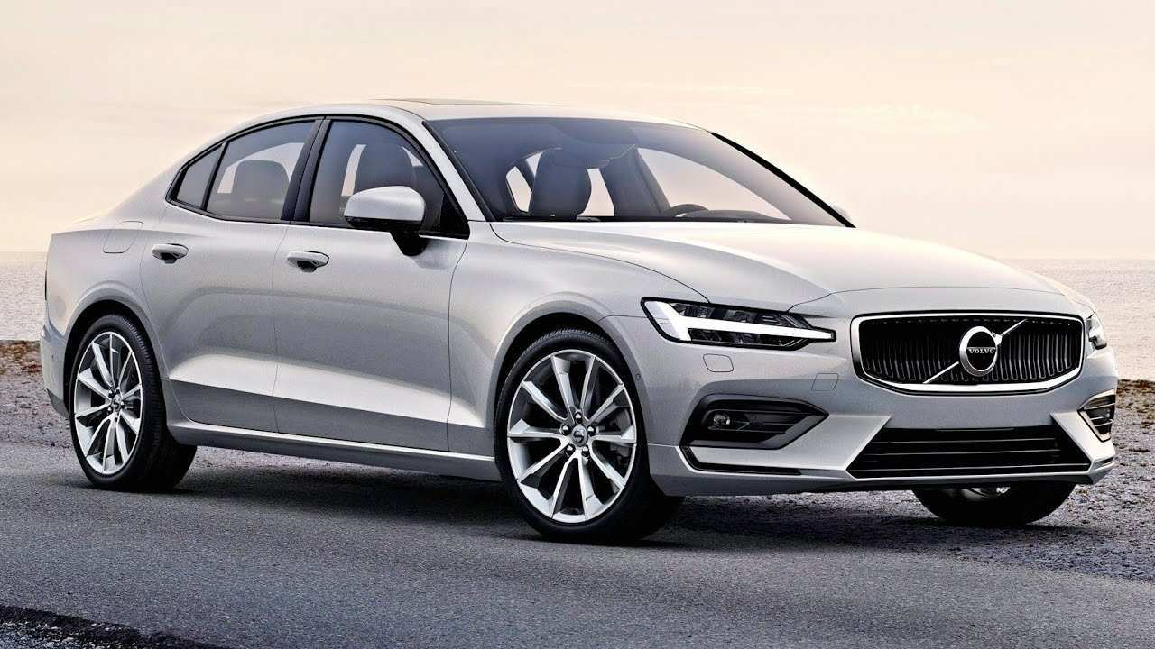 16 Gallery of 2019 Volvo S60 Gas Mileage Spy Shoot Spesification for 2019 Volvo S60 Gas Mileage Spy Shoot