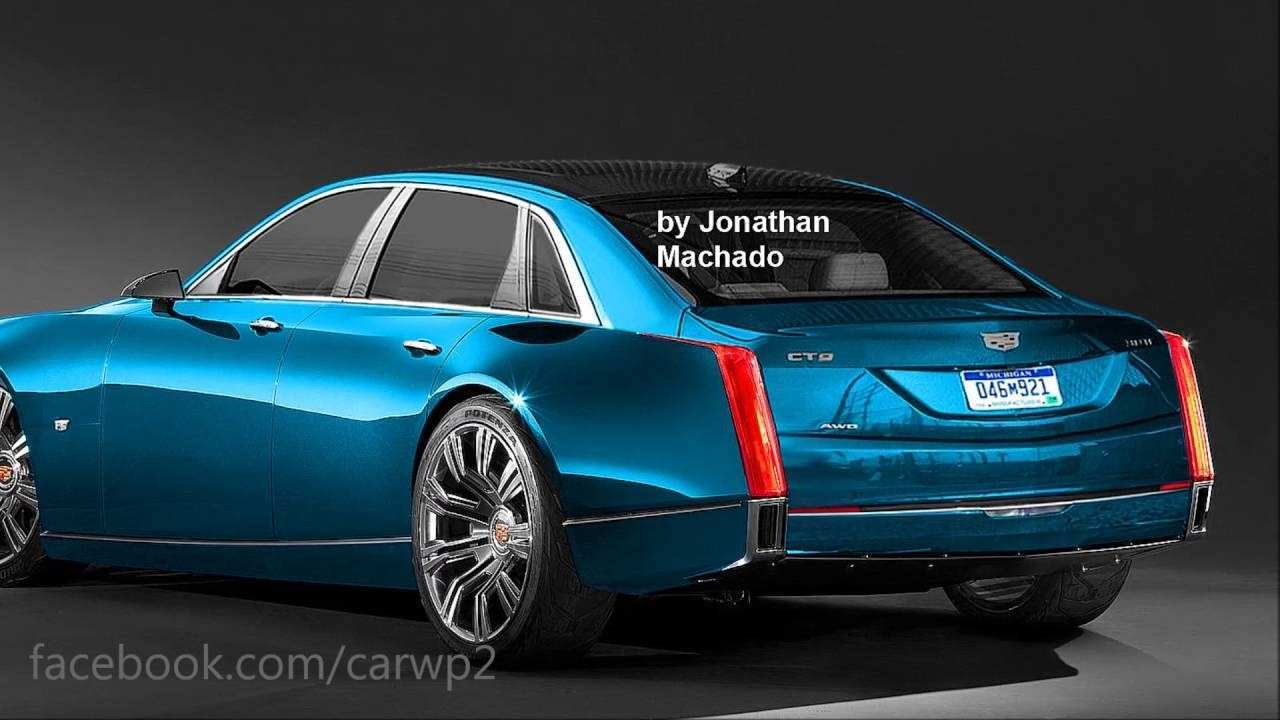 16 Gallery of Cadillac Flagship 2019 Release Date New Concept for Cadillac Flagship 2019 Release Date