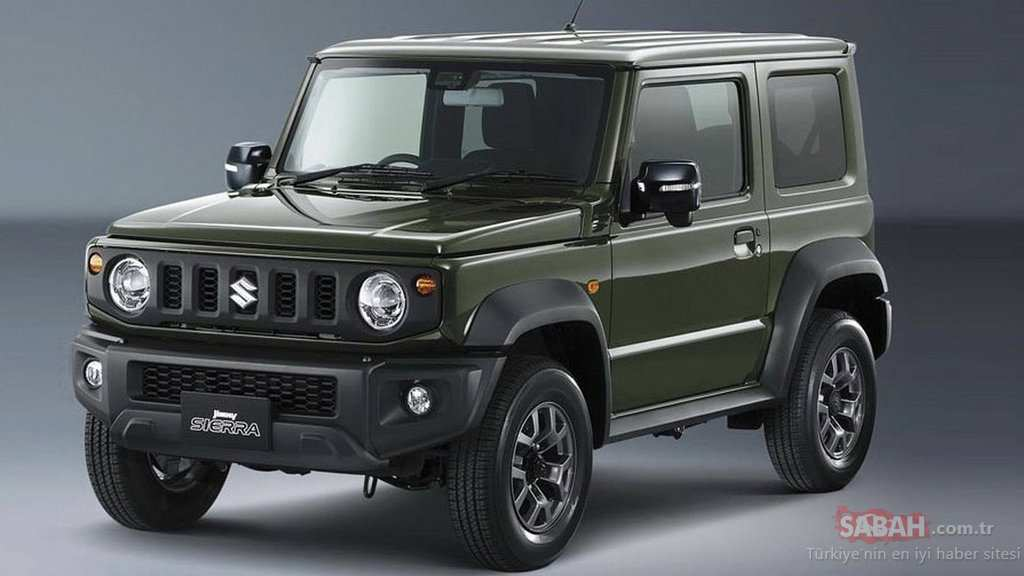 16 Gallery Of Jimny 2019 Mercedes New Concept First Drive With