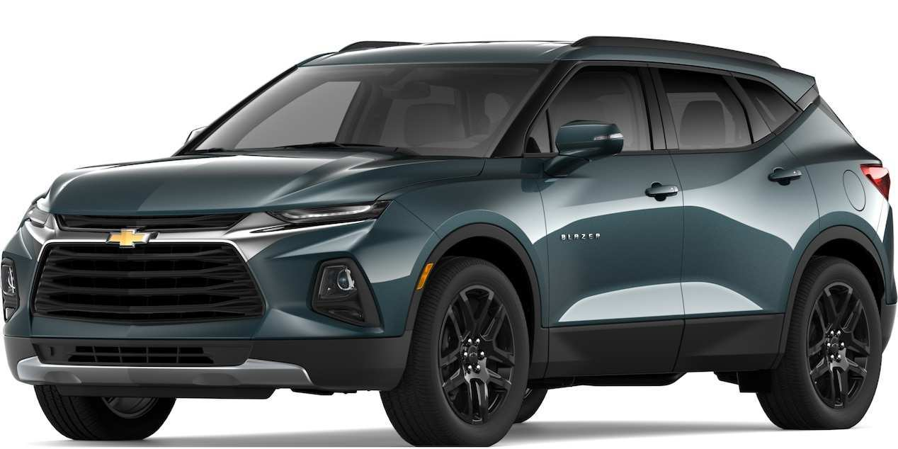 16 Great New New Chevrolet 2019 Blazer Engine Overview for New New Chevrolet 2019 Blazer Engine