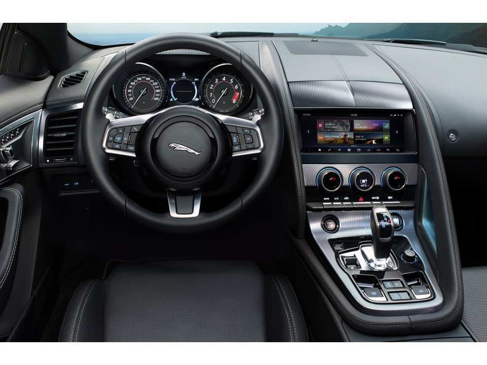 16 New 2019 Jaguar F Type Interior Specs for 2019 Jaguar F Type Interior