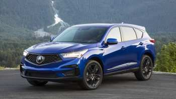 16 New Acura 2019 Crossover First Drive Specs and Review by Acura 2019 Crossover First Drive