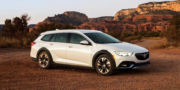 16 New New 2019 Buick Regal Tourx Redesign Picture with New 2019 Buick Regal Tourx Redesign