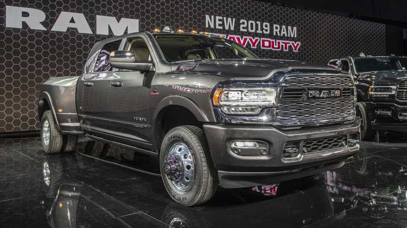 16 New New 2019 Dodge Mega Cab 2500 Review Style for New 2019 Dodge Mega Cab 2500 Review