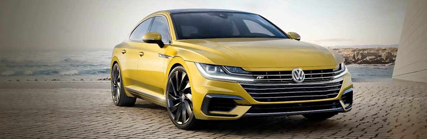 16 New New Volkswagen 2019 Passat Concept New Review for New Volkswagen 2019 Passat Concept