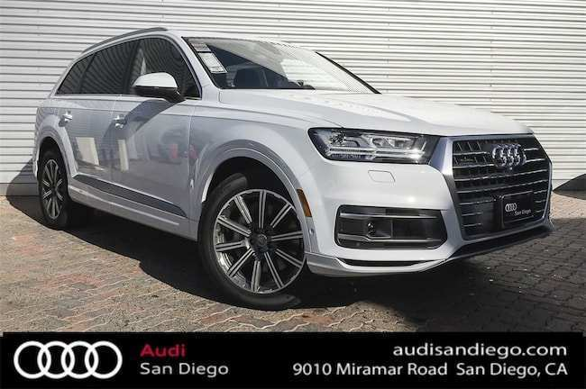 16 New New When Will 2019 Audi Q7 Be Available New Engine Exterior by New When Will 2019 Audi Q7 Be Available New Engine