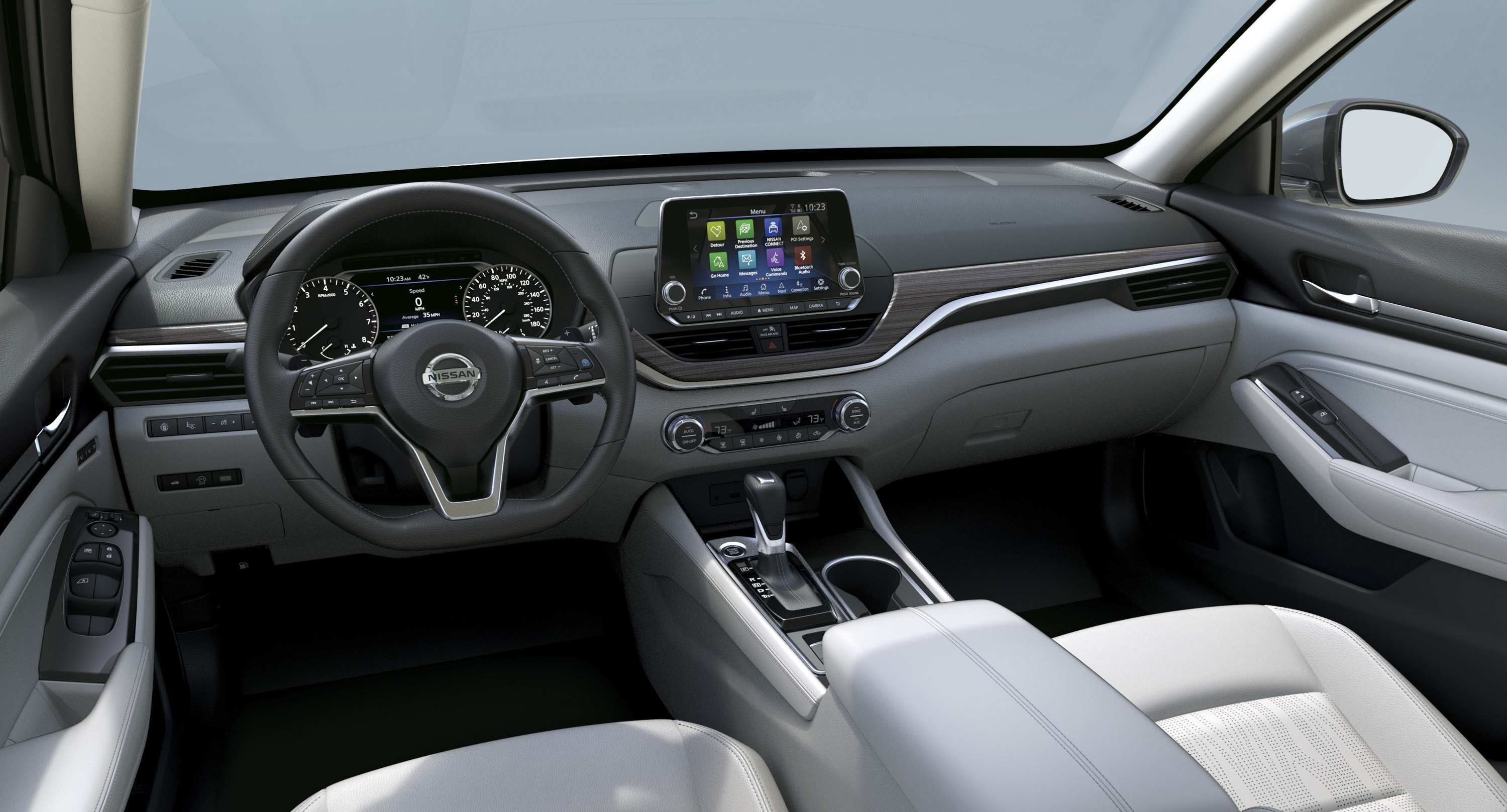 16 New The 2019 Nissan Altima Interior Redesign And Concept History with The 2019 Nissan Altima Interior Redesign And Concept