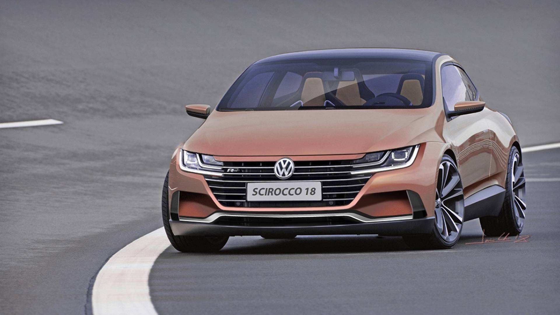 16 New Vw Scirocco 2019 Configurations by Vw Scirocco 2019