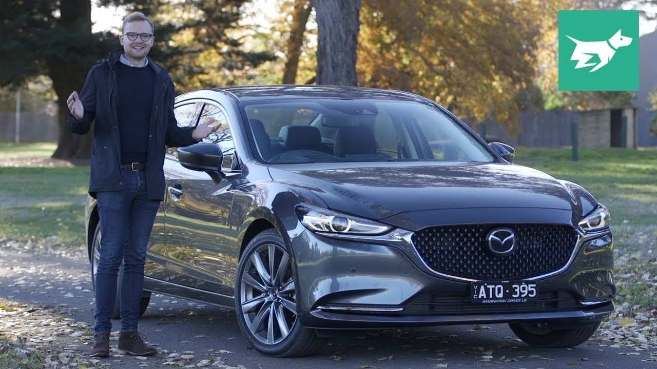 16 The New Mazda 6 2019 Uk Overview Price and Review with New Mazda 6 2019 Uk Overview