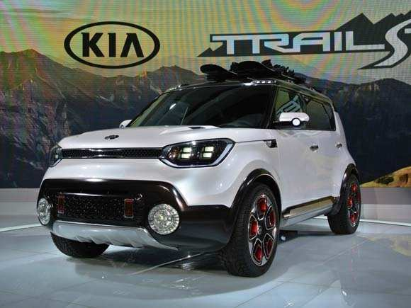 16 The The Kia Trailster 2019 Redesign Model for The Kia Trailster 2019 Redesign