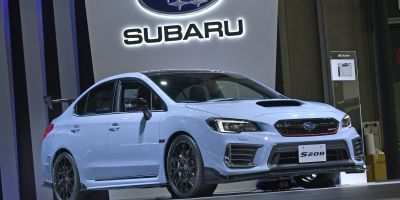 16 The The Subaru Sti Wagon 2019 Specs And Review Spesification for The Subaru Sti Wagon 2019 Specs And Review