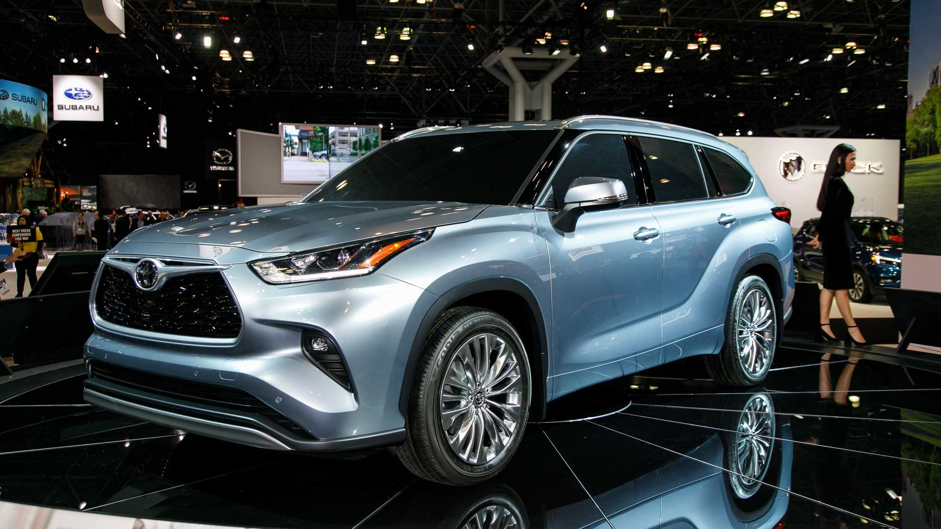 16 The The Toyota Highlander 2019 Redesign Concept New Review with The Toyota Highlander 2019 Redesign Concept