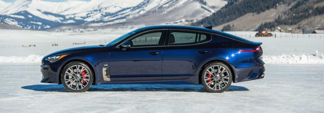 17 All New 2019 Kia Stinger Gt Specs New Review for 2019 Kia Stinger Gt Specs