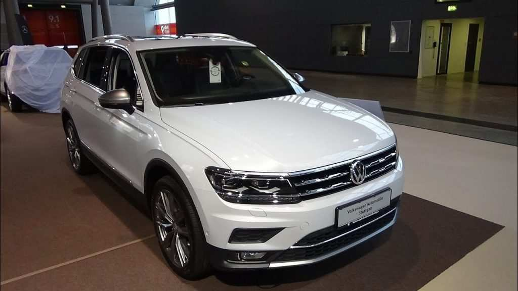17 All New Best Volkswagen 2019 Tiguan Concept Overview by Best Volkswagen 2019 Tiguan Concept