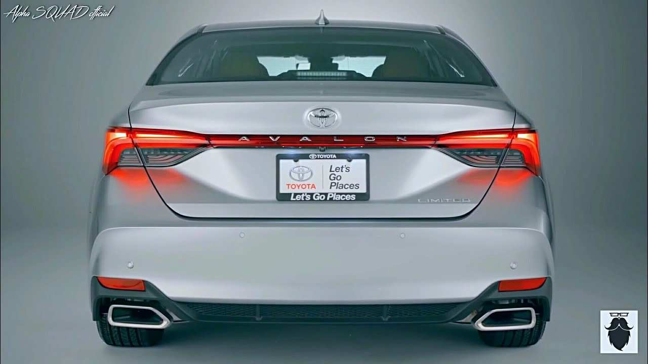 17 All New New Toyota Avalon 2019 Review Exterior And Interior Review Images for New Toyota Avalon 2019 Review Exterior And Interior Review