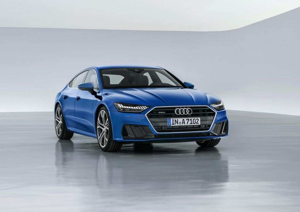 17 All New The Audi 2019 Changes Spy Shoot Model for The Audi 2019 Changes Spy Shoot