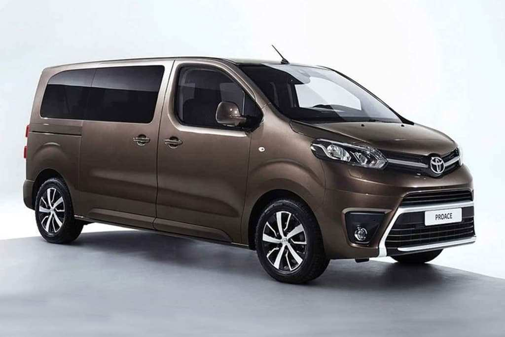 17 All New Toyota Hiace 2019 Specs and Review with Toyota Hiace 2019