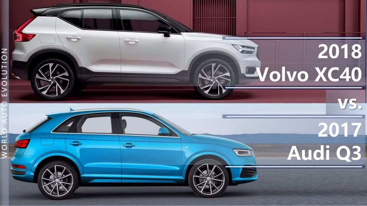 17 Best Review 2019 Audi Q3 Vs Volvo Xc40 Release Date Model with 2019 Audi Q3 Vs Volvo Xc40 Release Date