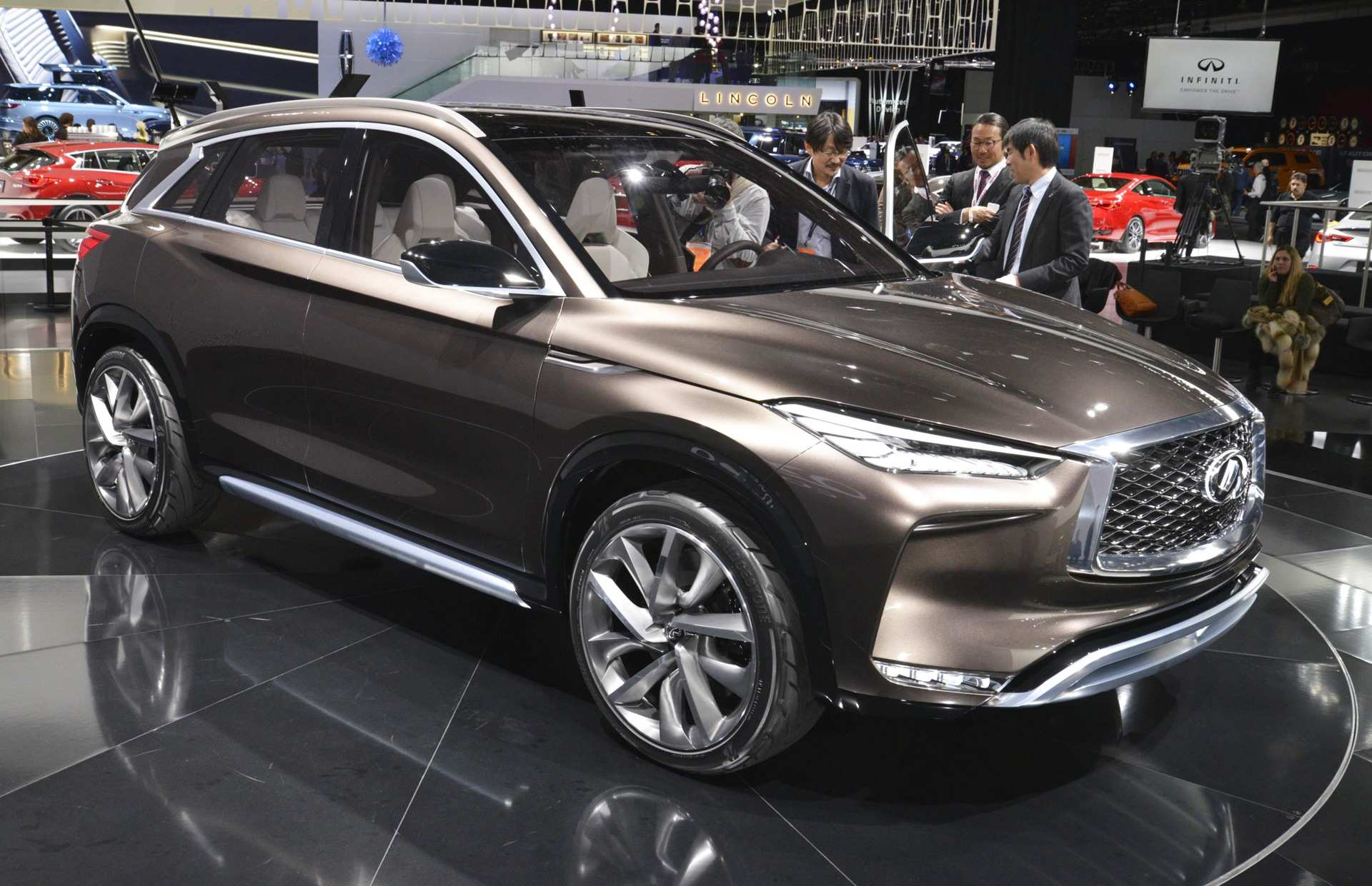 17 Best Review The Infiniti 2019 Qx60 Release Date Review Pricing by The Infiniti 2019 Qx60 Release Date Review