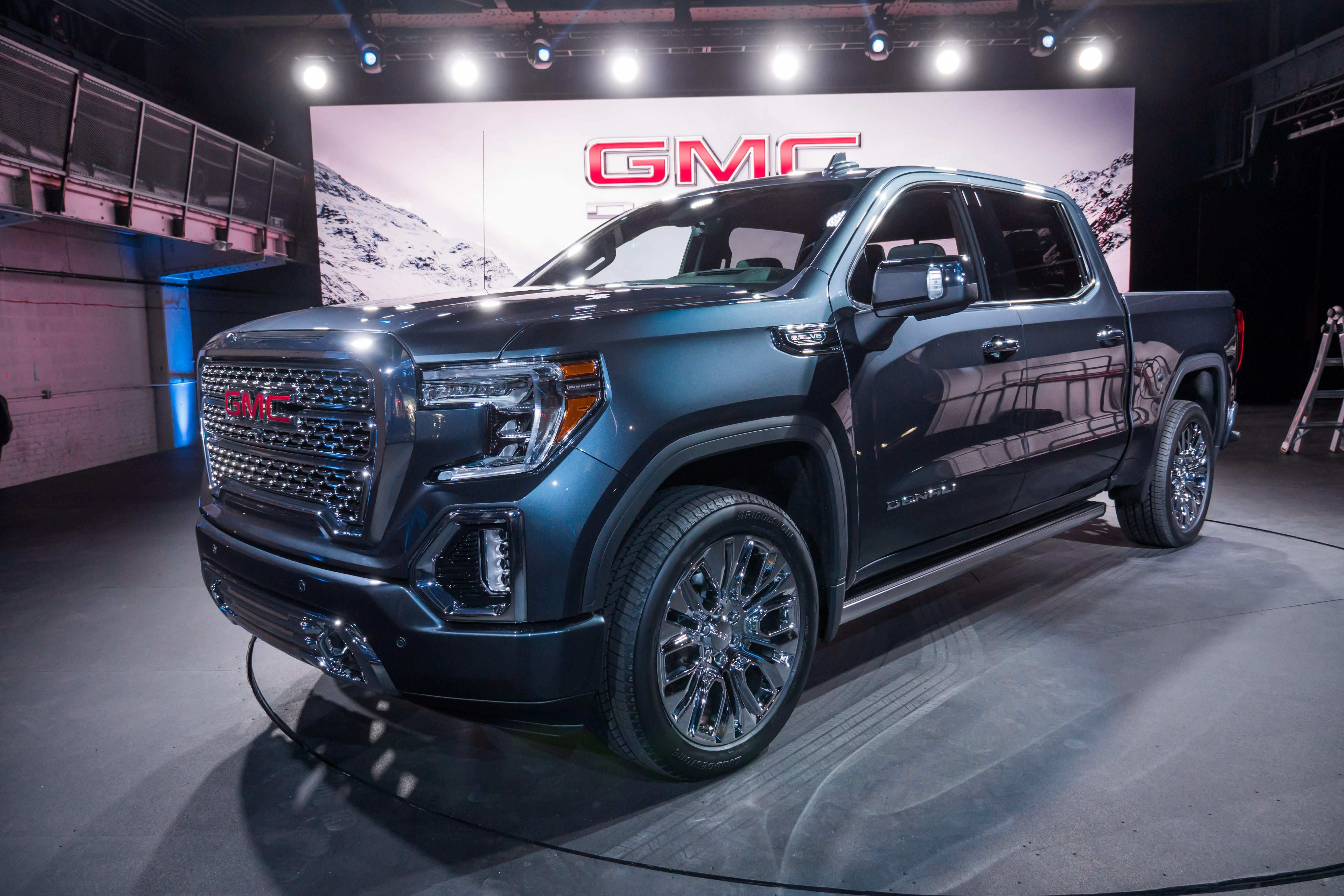 17 Concept of Best 2019 Gmc Denali Pickup Exterior And Interior Review Pricing with Best 2019 Gmc Denali Pickup Exterior And Interior Review