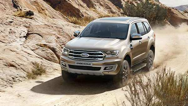 17 Concept of Best Ford Endeavour 2019 Performance And New Engine First Drive with Best Ford Endeavour 2019 Performance And New Engine