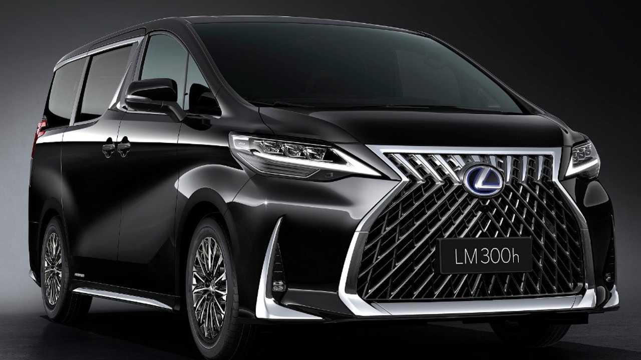 17 Concept of The 2019 Lexus Minivan New Review Pricing by The 2019 Lexus Minivan New Review