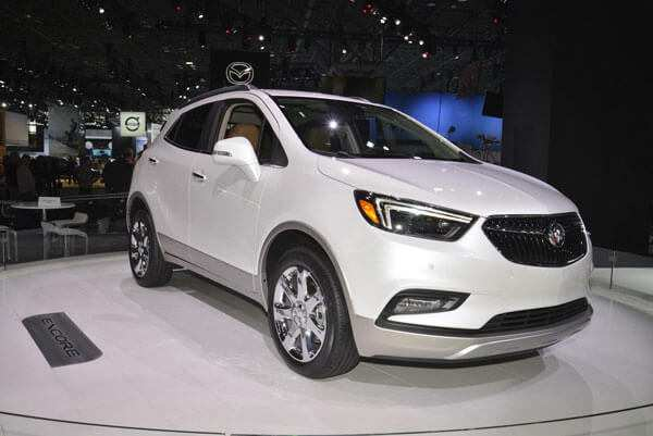 17 Concept of The Buick Encore 2019 New Review Model for The Buick Encore 2019 New Review